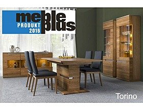 Meble Torino Produktem Roku 2016